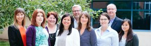 CPRS Edmonton Board of Directors Group Photo
