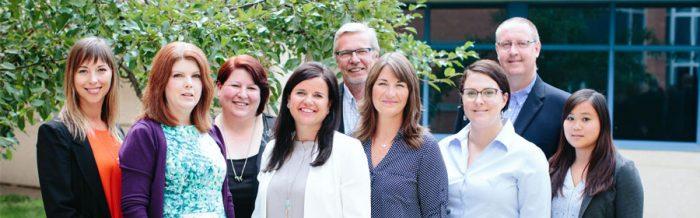 CPRS Edmonton Board of Directors Group Photo